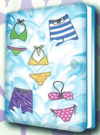 Bikini Splash Journal