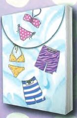 Bikini Splash Pocket Pal